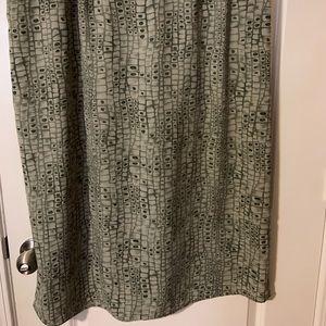 beautiful Laura Scott Skirt size 18W